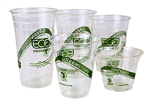 EcoProducts PLA cold cups