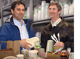 Greg and Allen King - Biomass Packaging