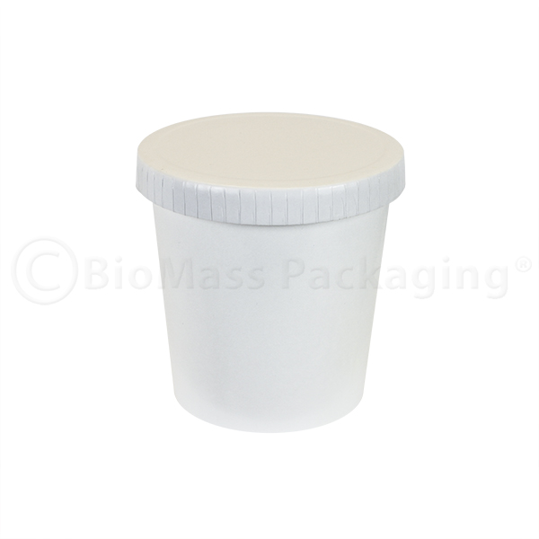 16 oz Tall Paper Soup Container Case of