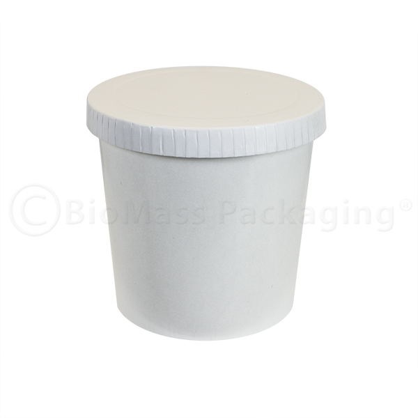 24 oz Paper Soup Container Case of 500