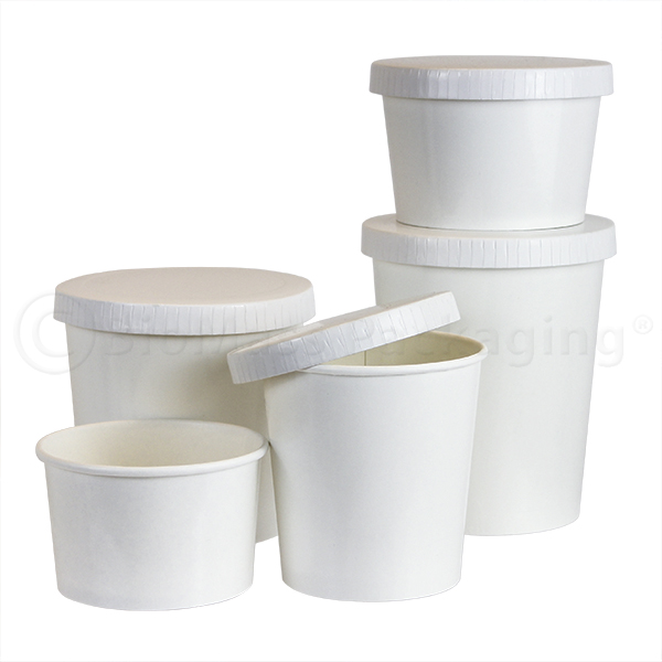 paper containers Molded fiber is a leading manufacturer of sustainable and environmentally friendly molded pulp packaging made from 100% recycled paper.