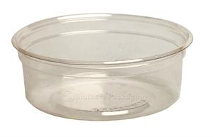 Eco-Products 8-oz. Round Deli Container - Case of 500