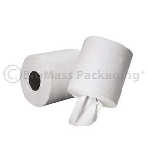 "Center Pull Towel 2-Ply (9"" x 450') - Case of 6"