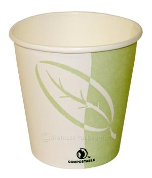 ecotainer 10-oz. Stock Print Hot Cup - Case of 1000