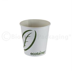 ecotainer 10-oz. Stock Print Hot Cup
