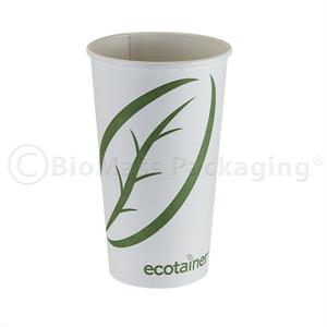 ecotainer 20-oz. Stock Print Hot Cup