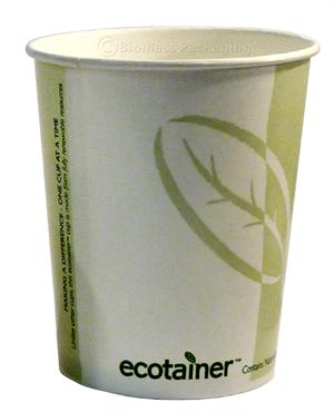 ecotainer 32-oz. Soup/Food Container - Case of 500