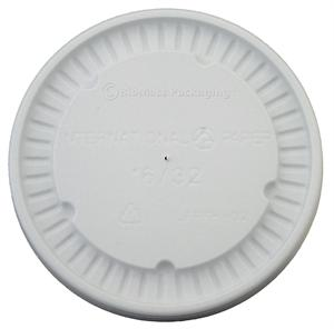 ecotainer 16/32-oz. Soup/Food Container Lid - Case of 500