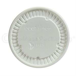 12-oz Ingeo Lid for ecotainer Soup Containers