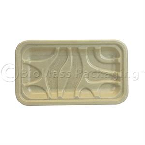 World Centric 17S PLA Lined Meat Tray