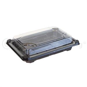 World Centric Sushi Tray with Lid (p/n 453-72752)