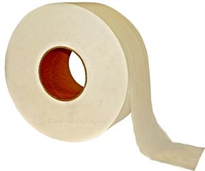 100% compostable Bagasse Toilet Tissue