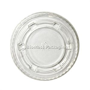 Lid for 2-oz Be Green Portion Cup PET - Case of 2000