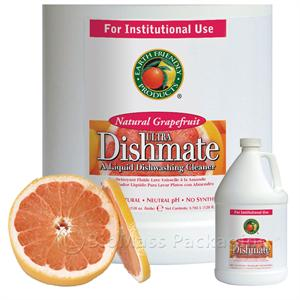 Earth Friendly Products Dishmate Ultra-Concentrated Grapefruit