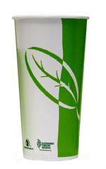 ecotainer 22-oz. Stock Print Cold Cup - Case of 1000