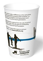 ecotainer 22-oz. National Parks Cold Cup - Case of 1000