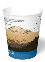 ecotainer 16-oz. National Parks Hot Cup - Case of 1000