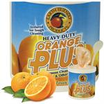 Earth Friendly Products Orange Plus Heavy Duty Cleaning Towels 40 wipes per tub (10