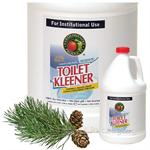 Earth Friendly Products Toilet Kleener 1-gallon bottles - Case of 4