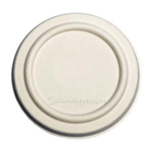 BagasseWare Lid for 12/17-oz. Soup/Food Container - Case of 500