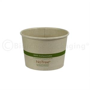 World Centric 16-oz NoTree Soup/Food Container (p/n 453-25216)