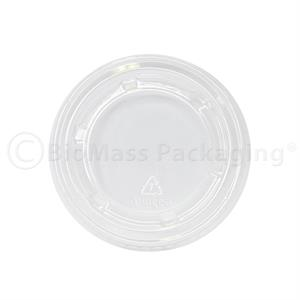PLA Lid for World Centric 4-oz Portion Cup (453-45503)