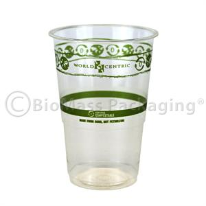 9-oz Clear Snack Cup