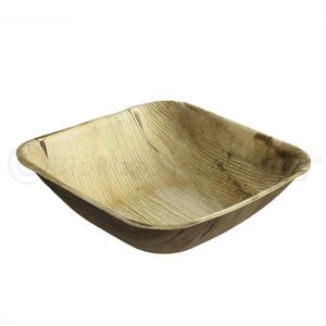 "Leafware 6.5"" x 6.5"" x 2"" Square Bowl"