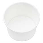 Karat Earth by Lollicup 4 oz White Soup Container p/n 620-40104