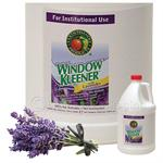Earth Friendly Products Window Kleener Lavender 1-gallon bottles - Case of 4